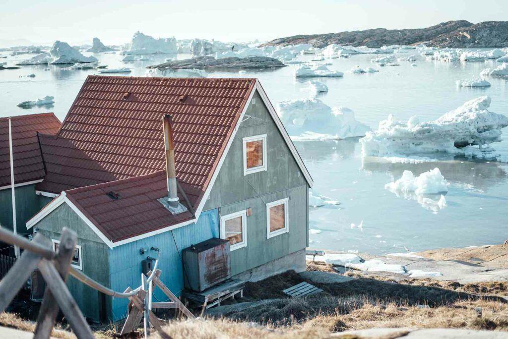 Croisière Groenland