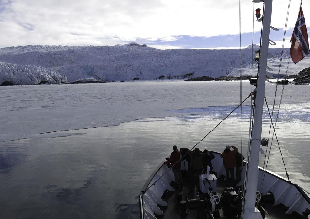 Croisière polaire au Spitzberg à bord du Grand Large