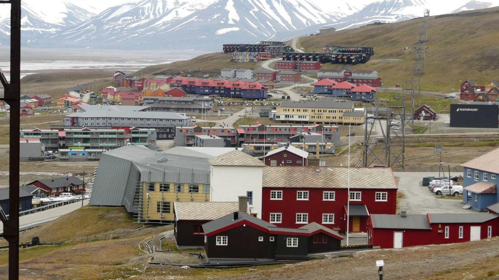 Grands Espaces - Longyearbyen