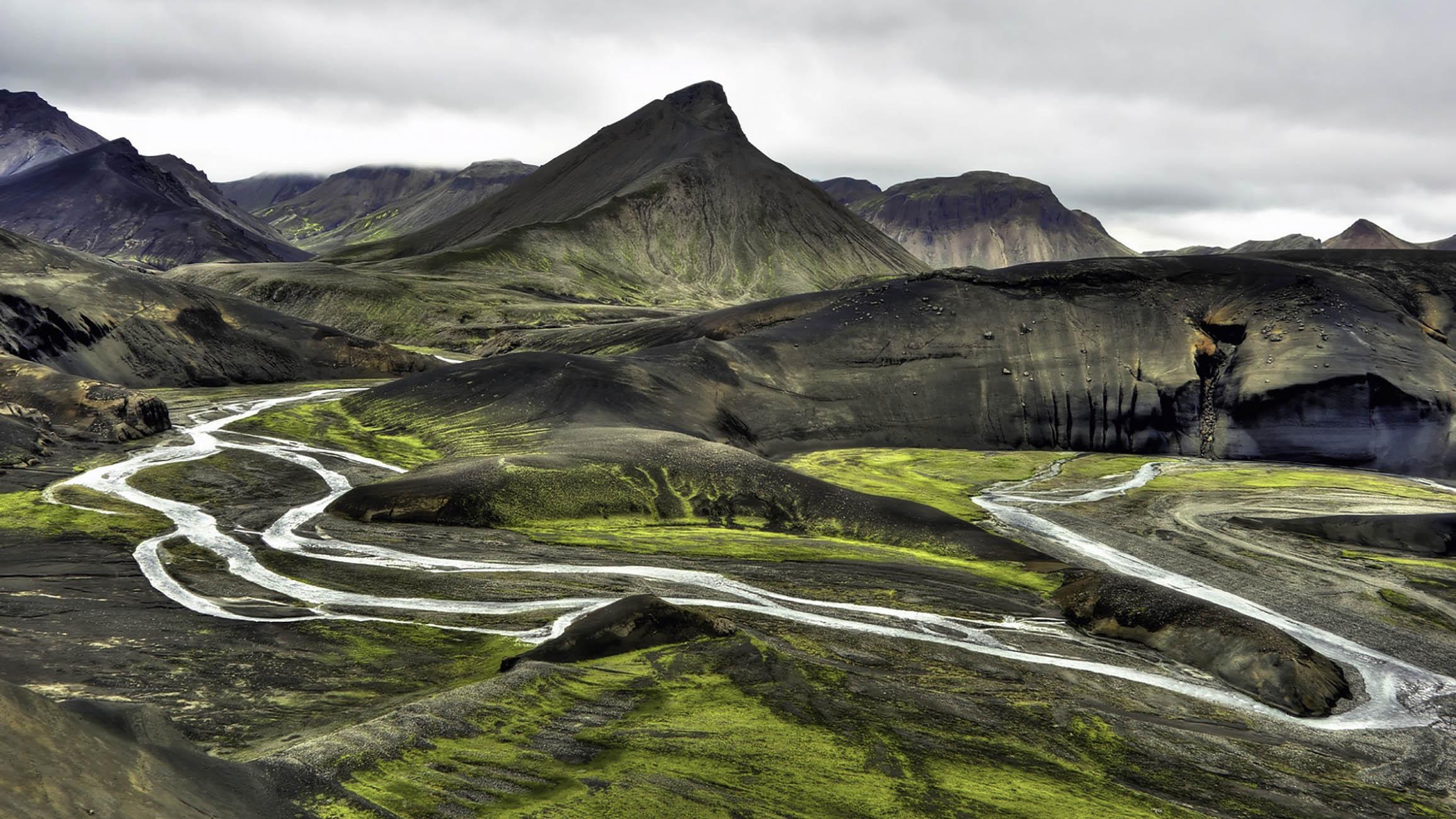 Grands Espaces - Circuit Islande