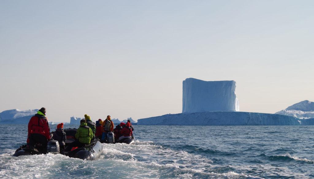 Grands Espaces Croisière Polaire Groenland