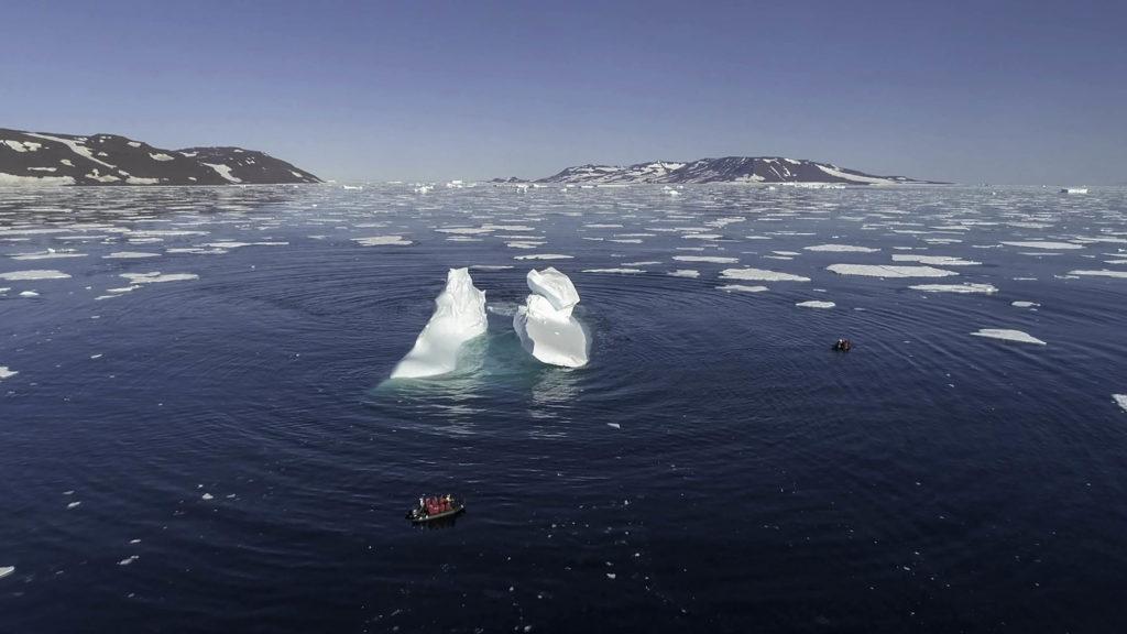 Grands Espaces - Icebergs Groenland