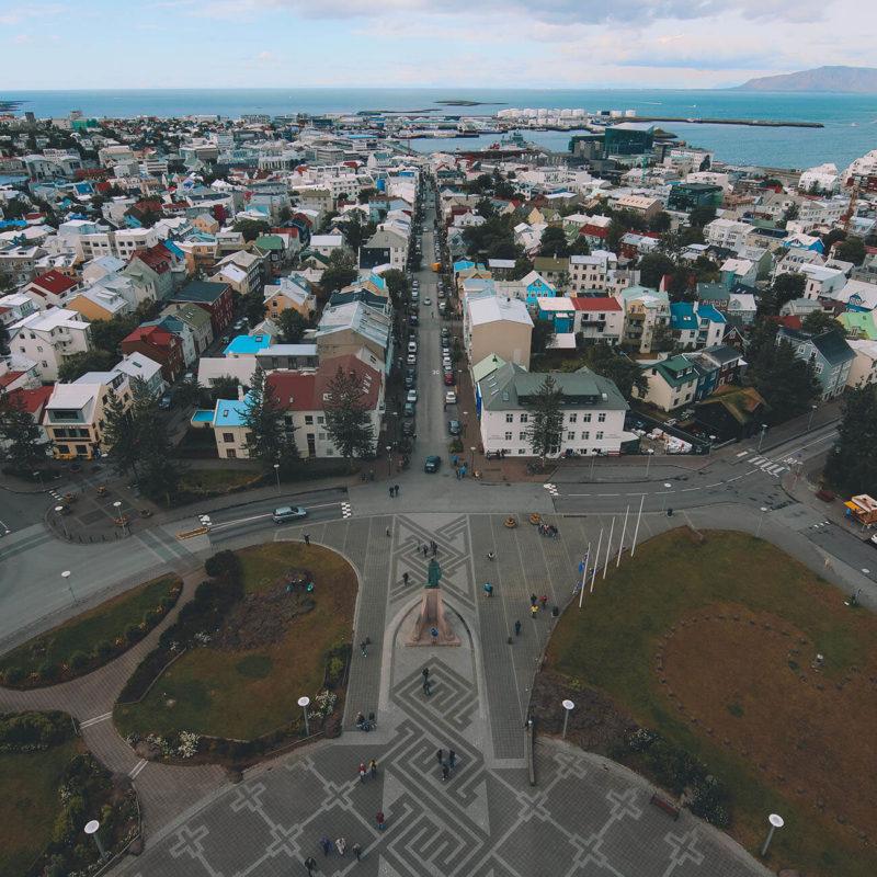 Islande Voyage Reykjavik