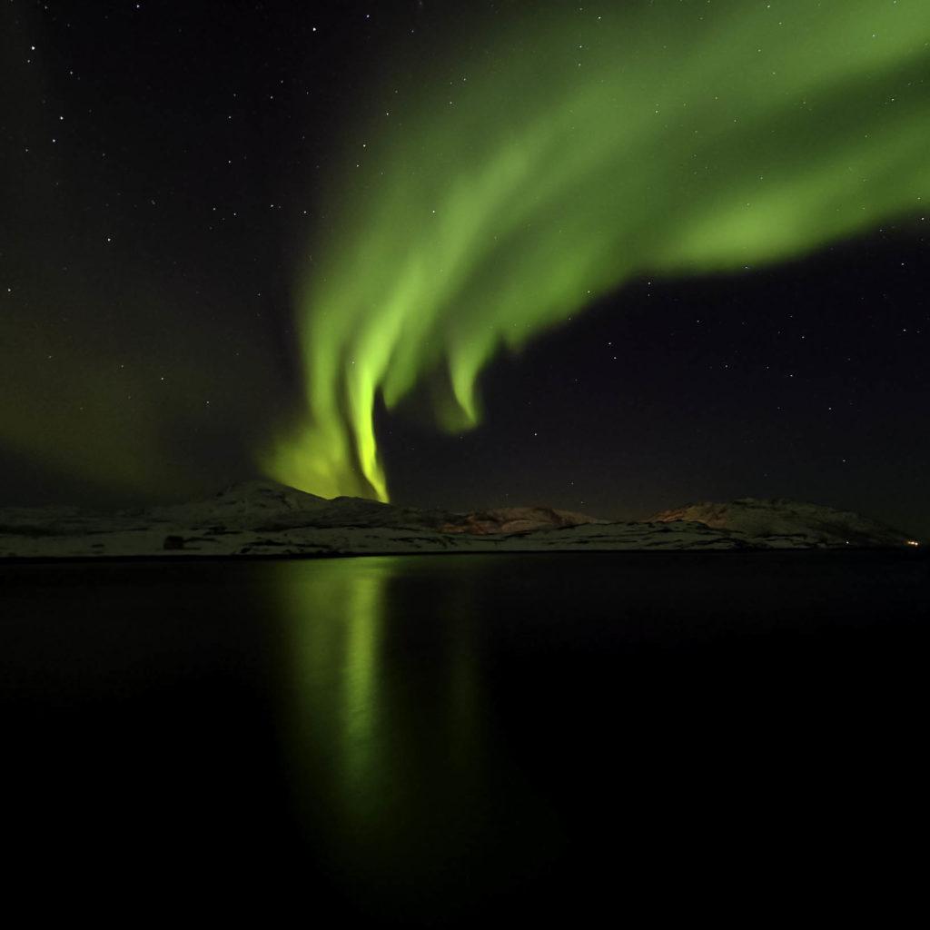 Croisière Aurores Boréales Laponie