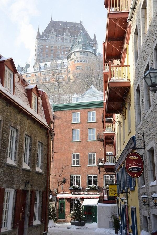 Grands Espaces - Quebec