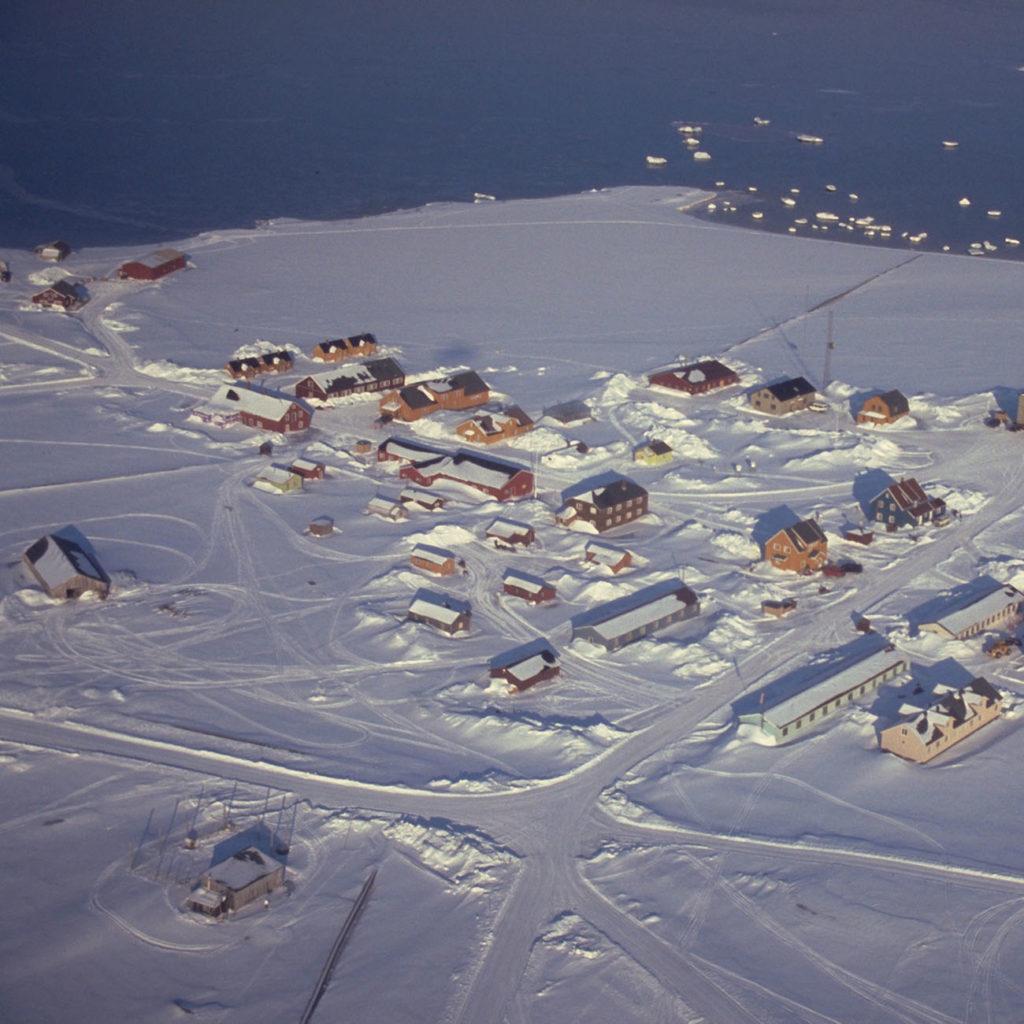 Croisière polaire Ny Alesund