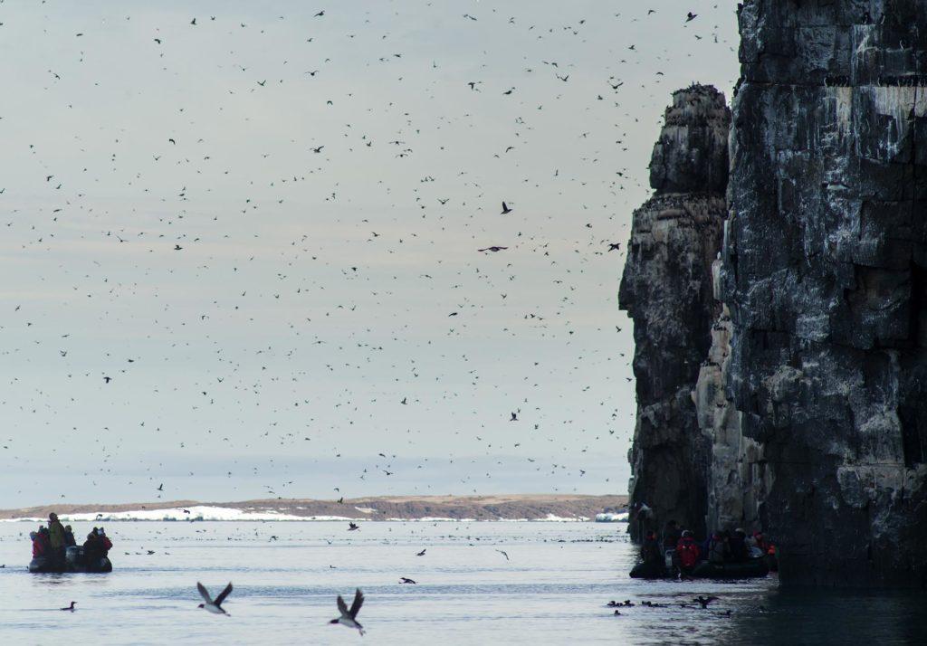Grands Espaces - Croisière polaire Svalbard