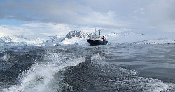 Grands Espaces - Antarctique