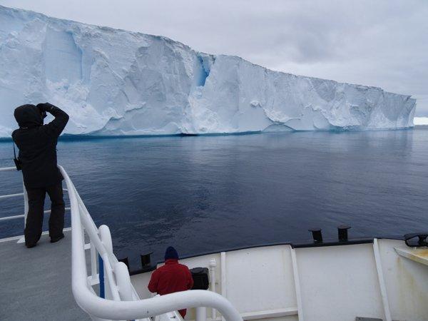 Grands Espaces - Croisière Polaire Antarctique