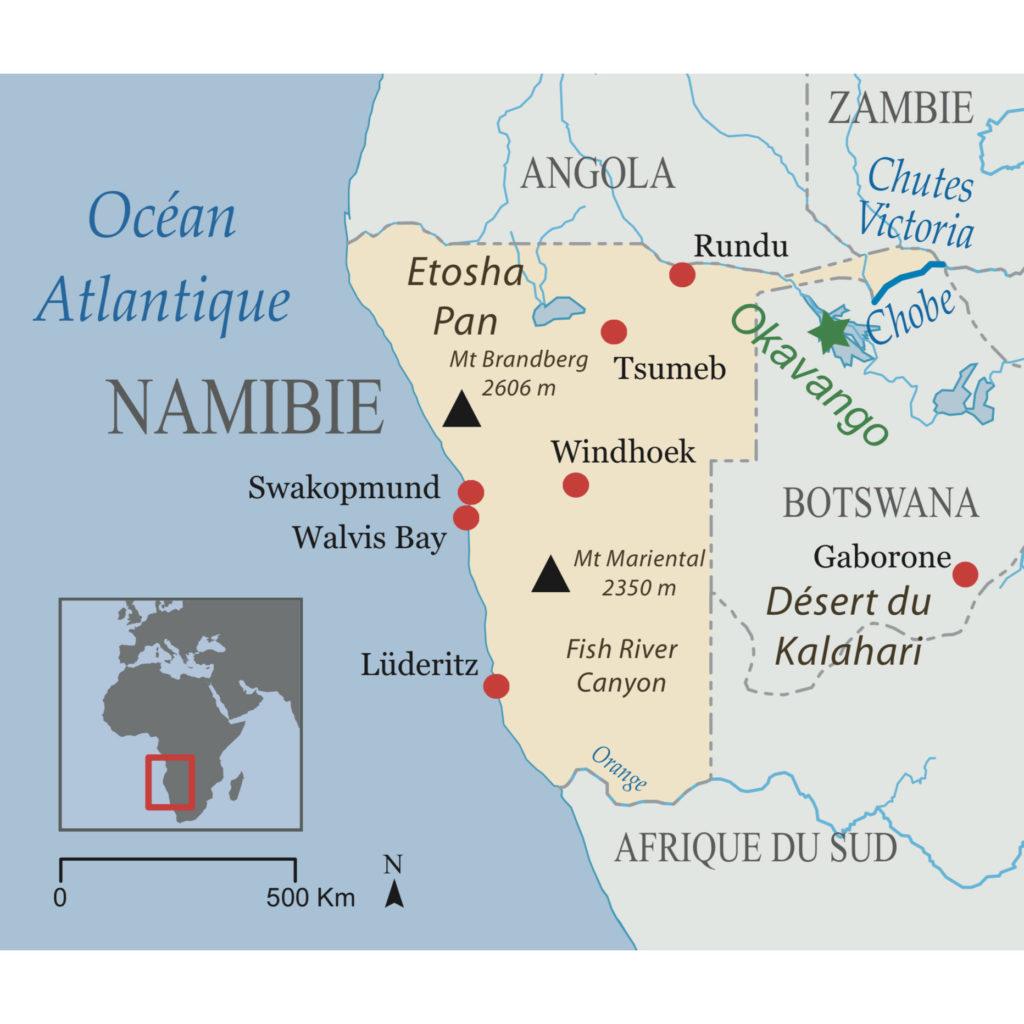 Circuit Namibie