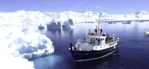 Croisière exploration polaire