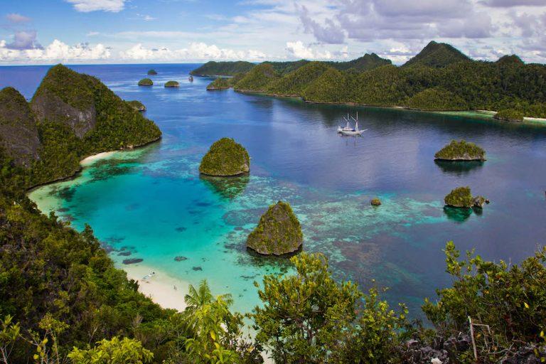 Grands Espaces - Papouasie