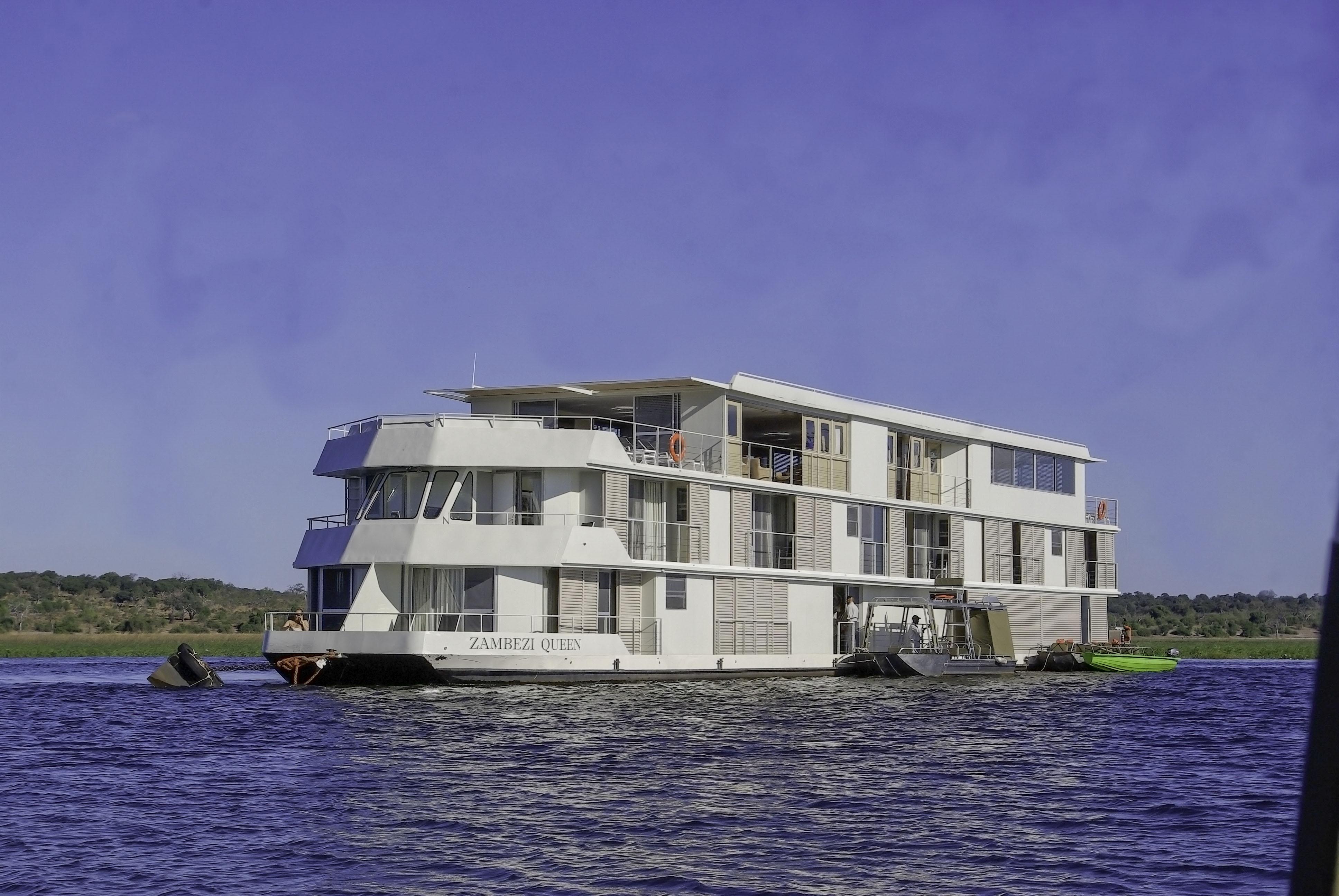 Grands Espaces - Zambezi Queen
