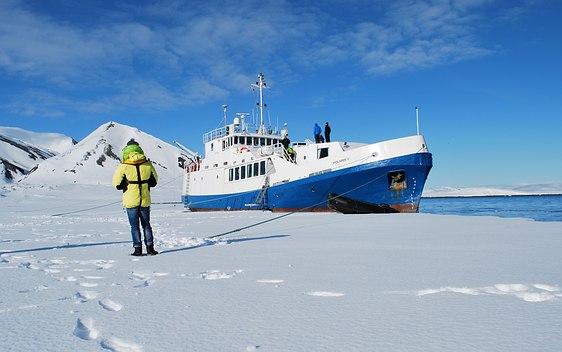 Le Polaris © Grands Espaces - Voyage polaire