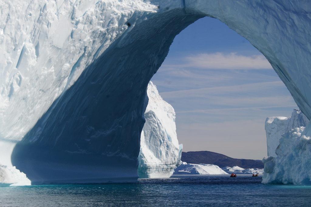 Iceberg Arche - Groenland
