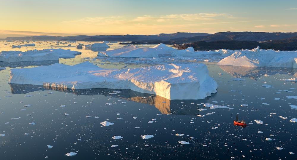Allée Iceberg