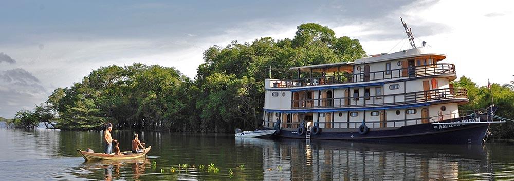 Amazon Dream bateau