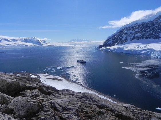 Croisière polaire en Antarctique