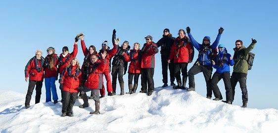 guides croisières polaires