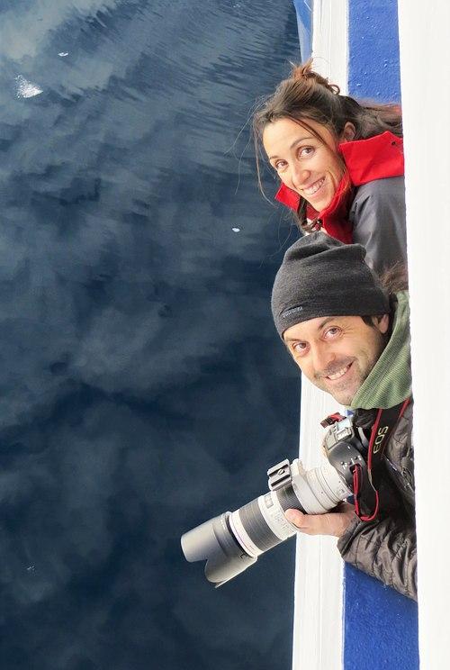 Photographes polaires - Guides Grands Espaces