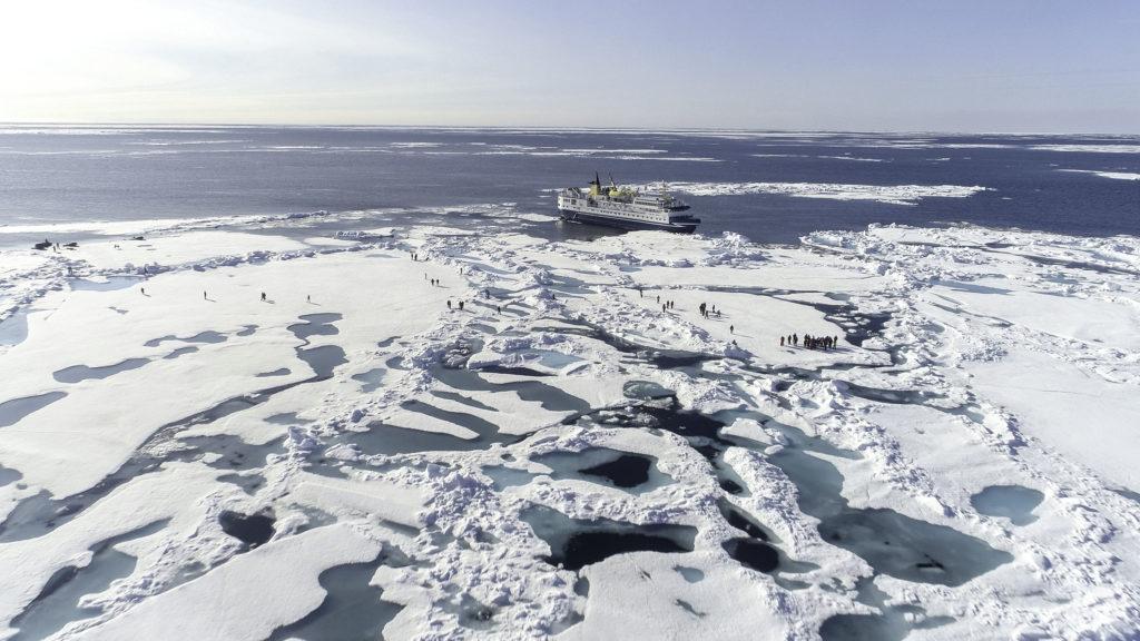 Croisière polaire Ocean Nova