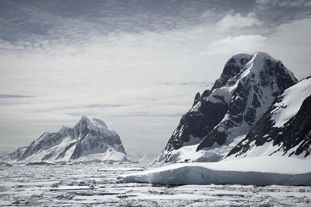 Ile Georges - Antarctique
