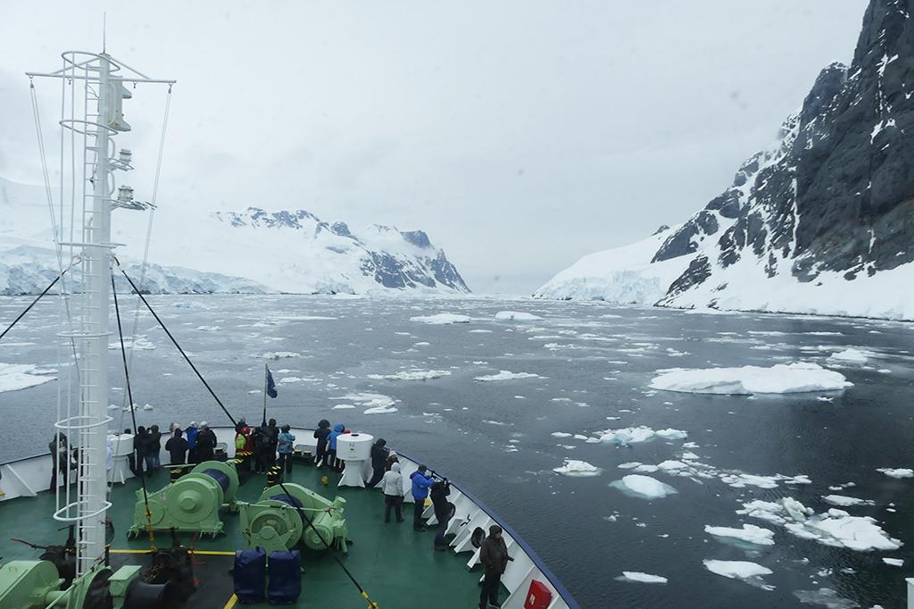 Canal Lemaire Antarctique