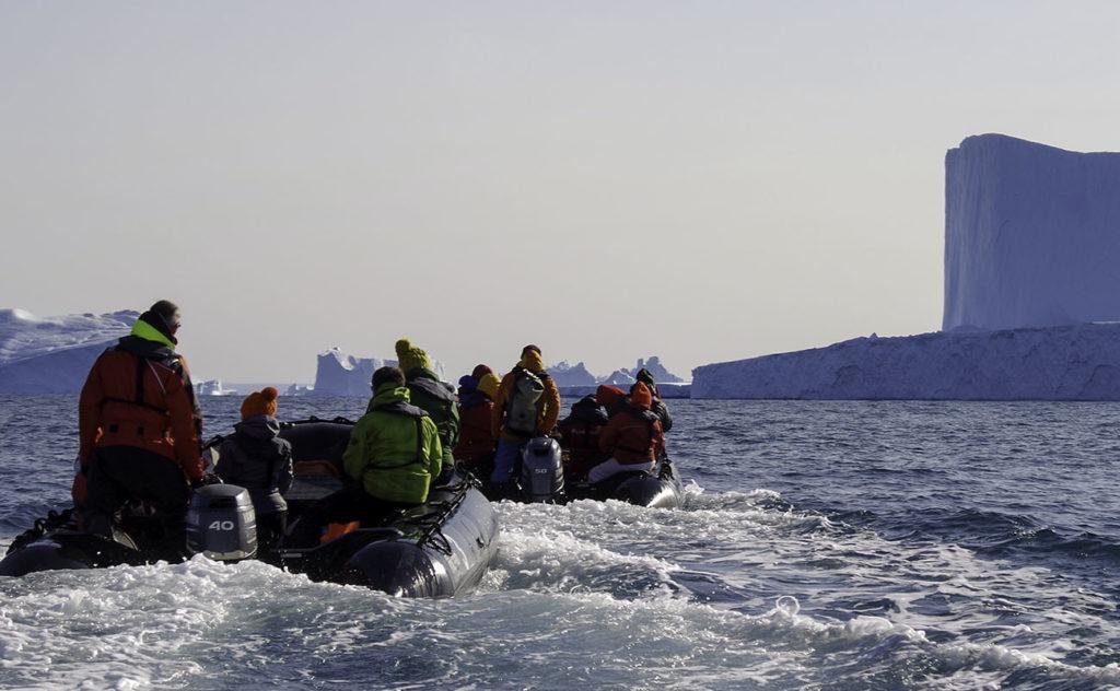 Grands Espaces - Croisiere Iceberg