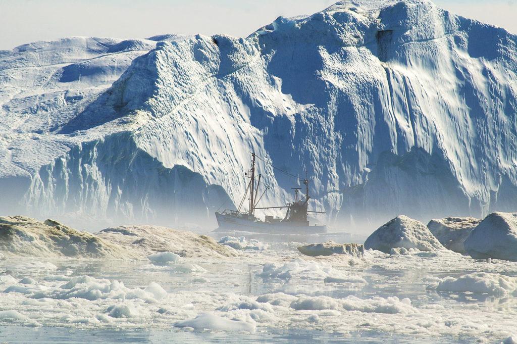 Grands Espaces - croisières polaires icebergs