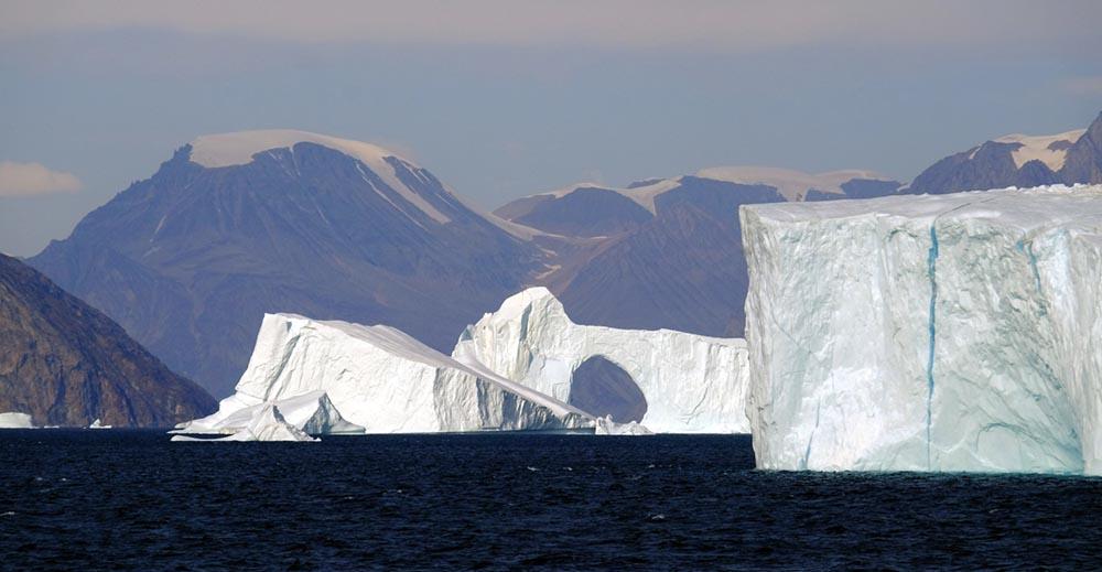 Icebergs Cathedrales