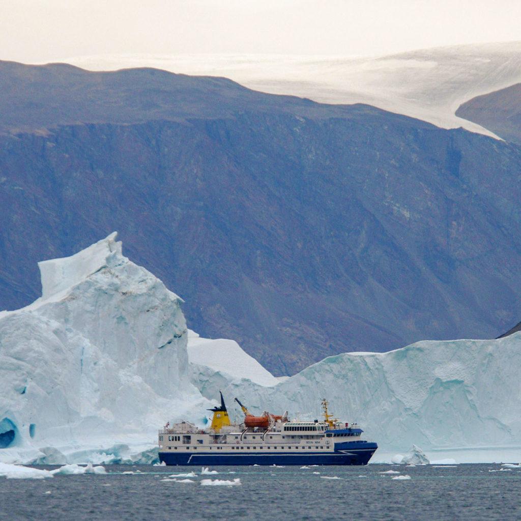 Grands Espaces - Ocean Nova Croisiere Groenland