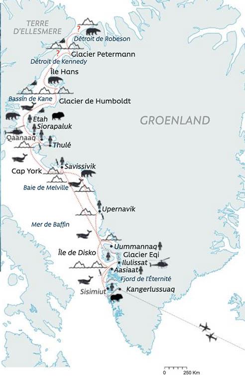 Thule-mer de Baffin