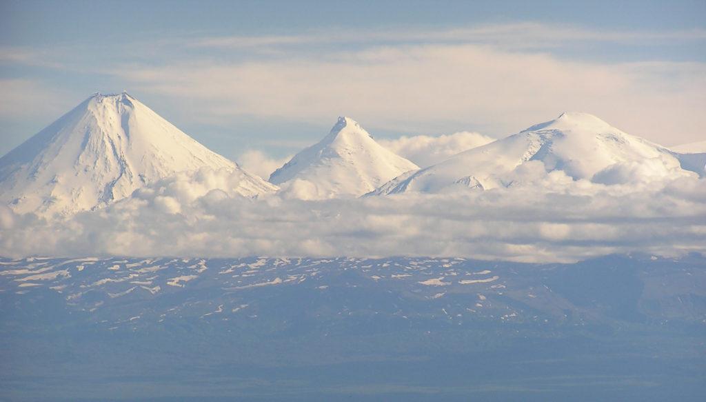 Voyage Volcans Kamchatka