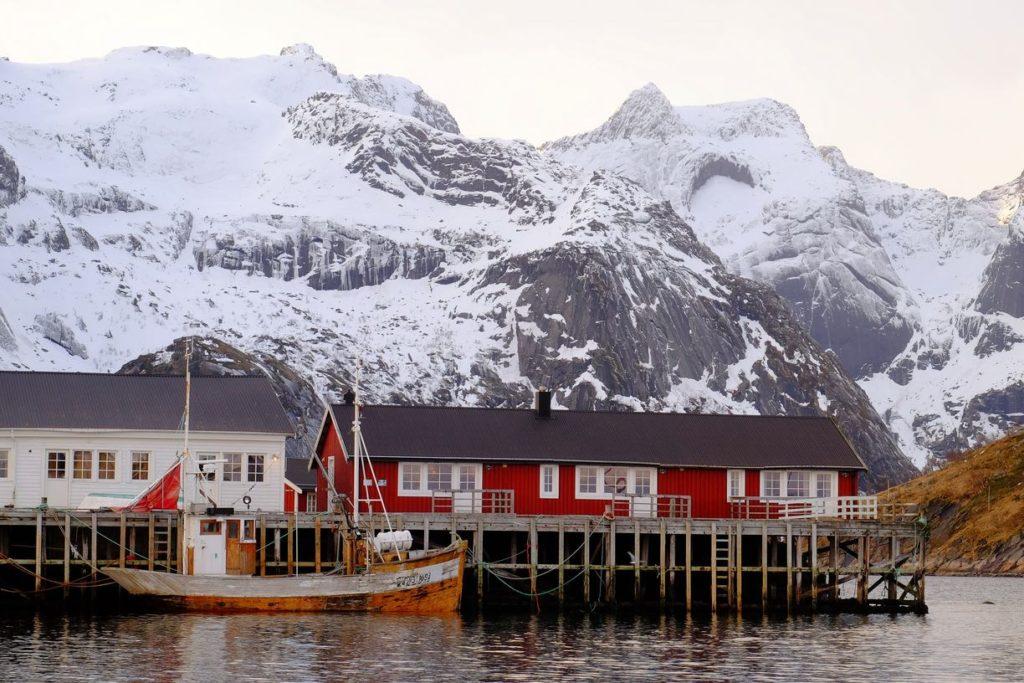 Croisière Lofoten Norvège