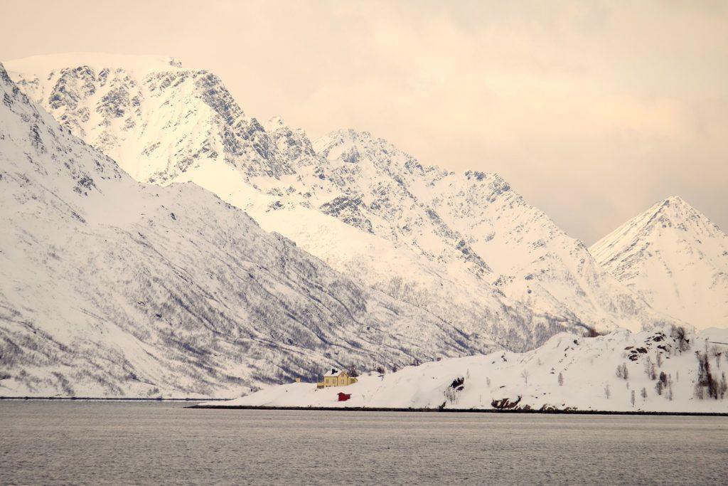 croisiere Laponie fjords Finnmark