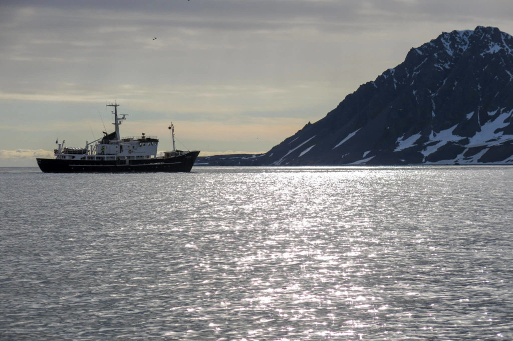 Grand Large Croisiere Svalbard