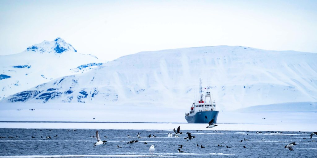 Croisière Spitzberg à bord du Polarfront