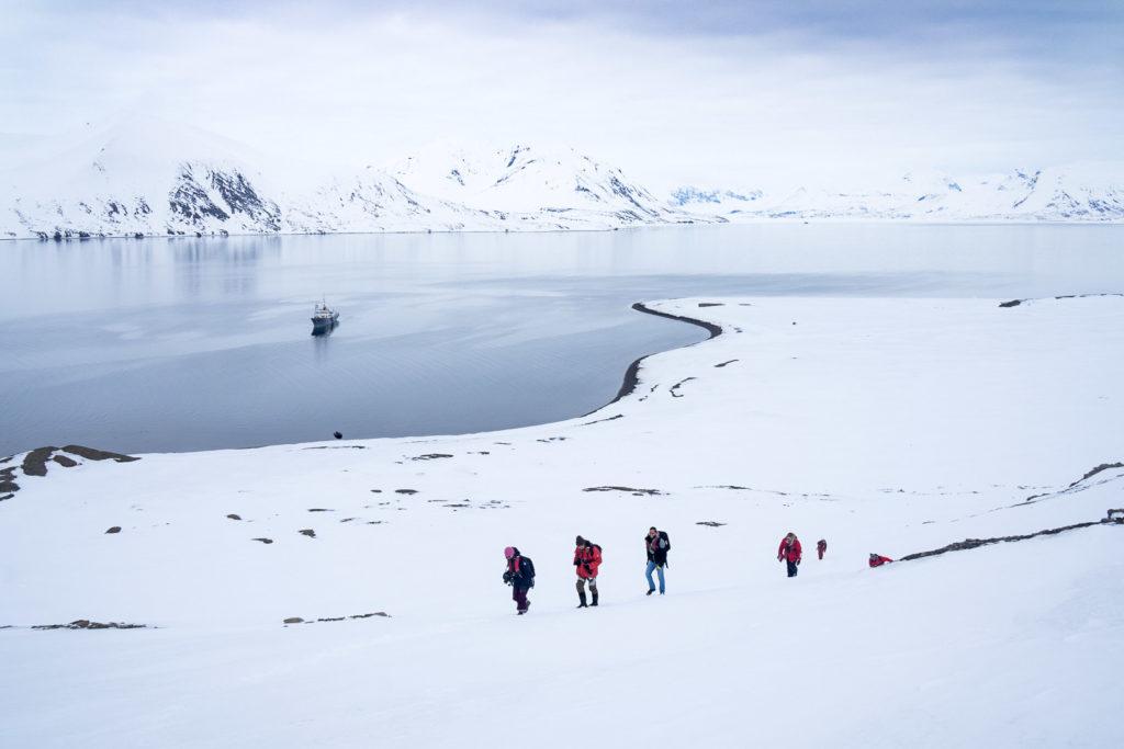 Croisiere Polarfront au Spitzberg