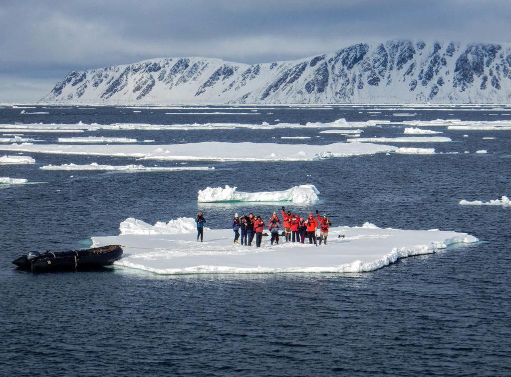 Croisire Polaire Polarfront Banquise