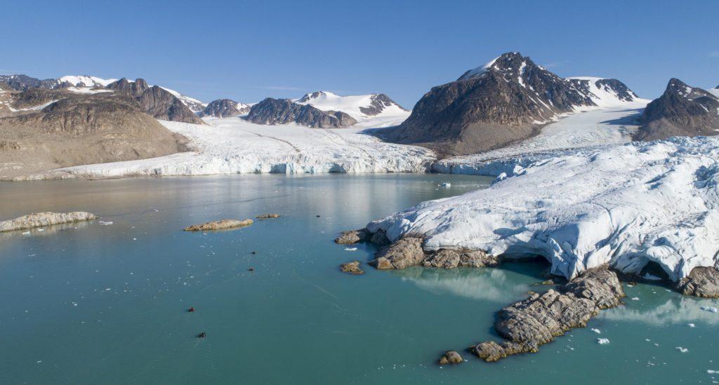 Glacier- Croisière Polaire Arctique