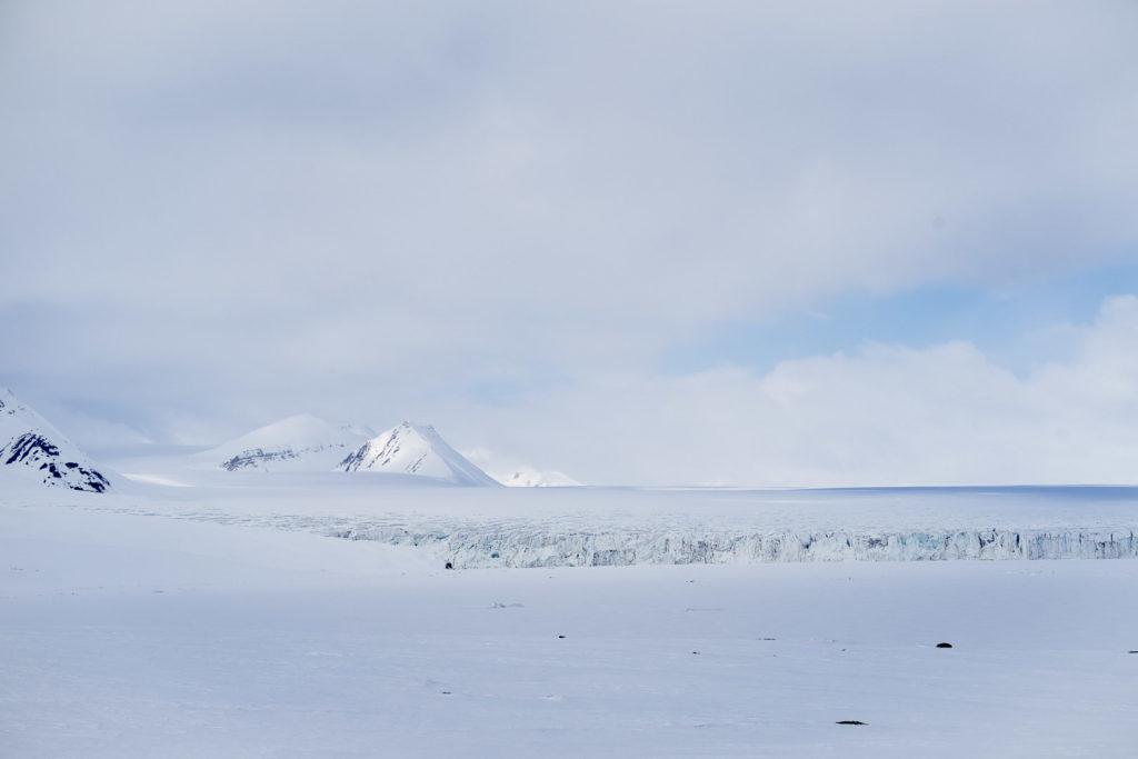 Glacier Spitzberg Polarfront Croisiere Polaire