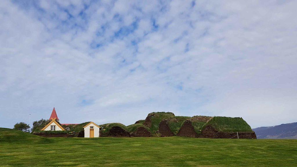 Glaumbaer - Islande