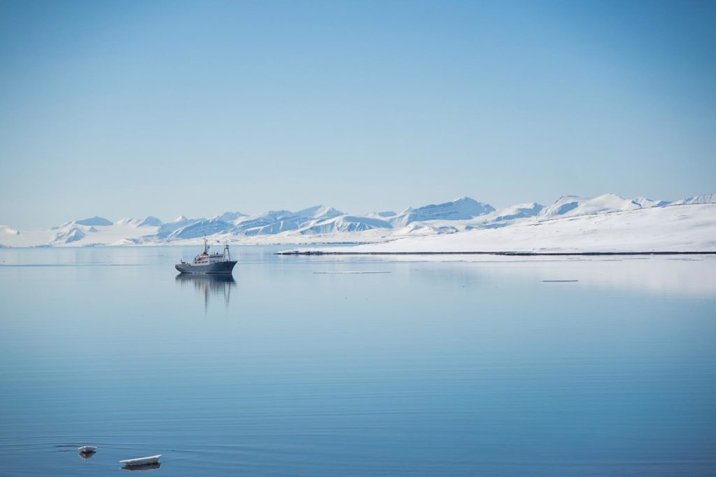Croisiere Svalbard Polarfront