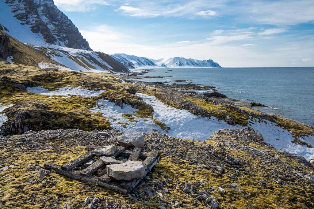 Tombe Baleinier Croisiere Svalbard