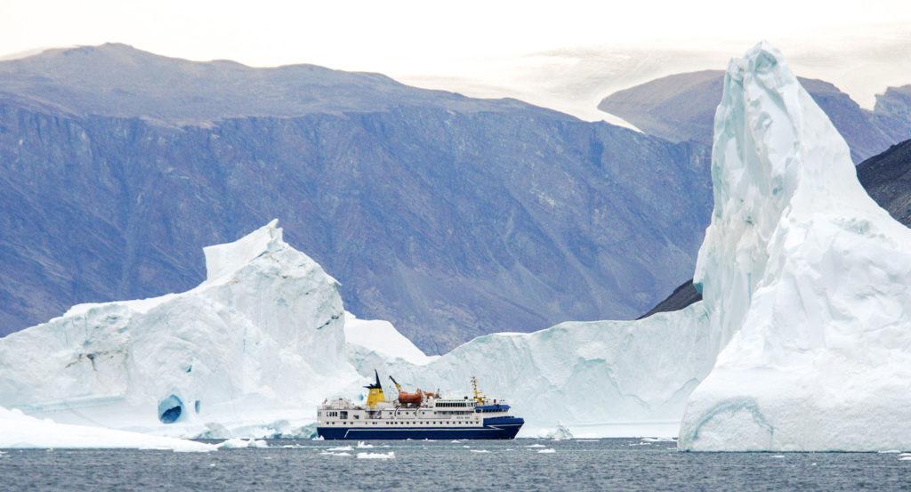 Ocean Nova Iceberg Groenland