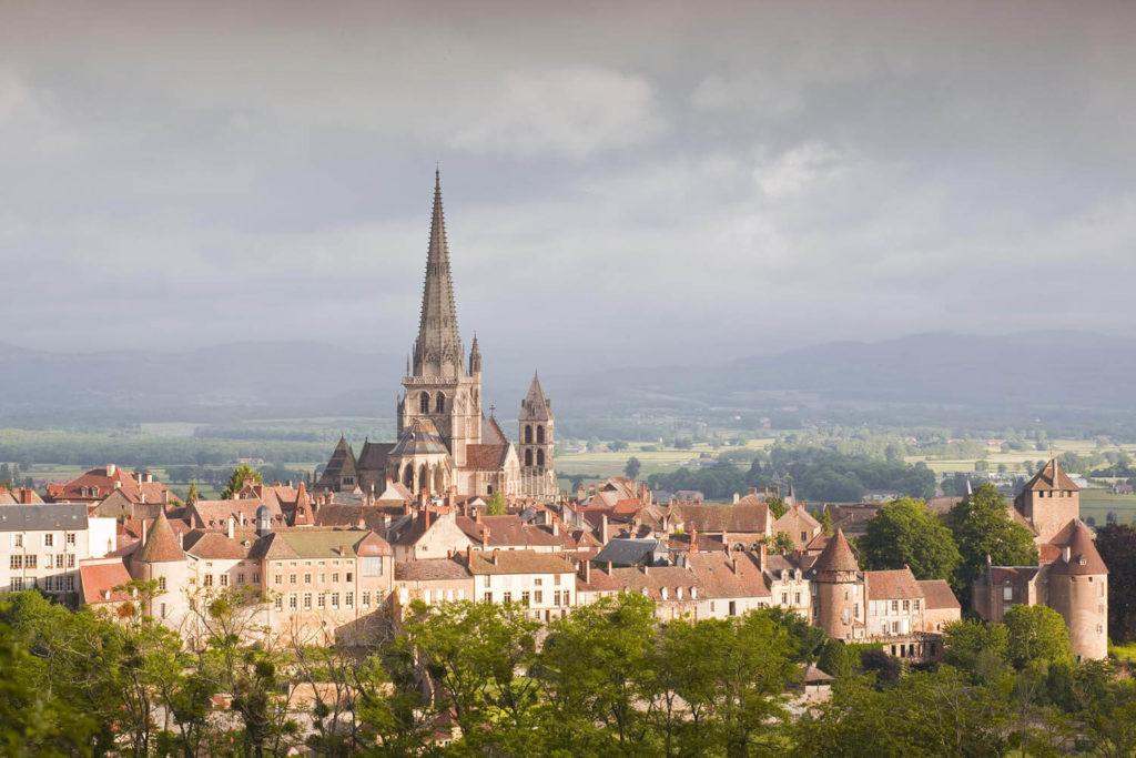 Visite Autun Bourgogne