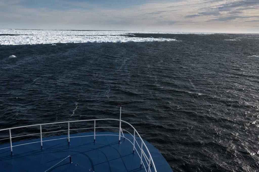 Croisiere Spitzberg Ocean Nova Banquise
