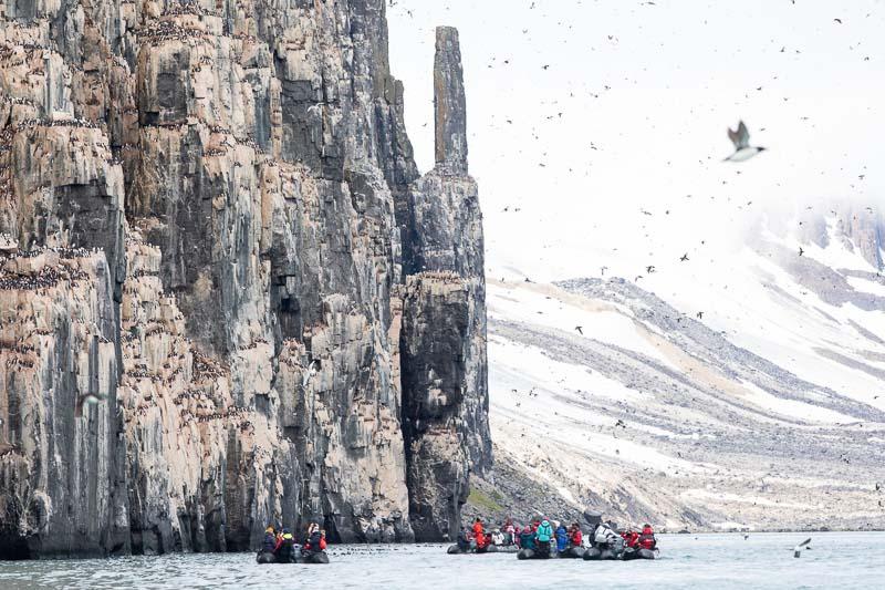 Falaise Alkefjellet