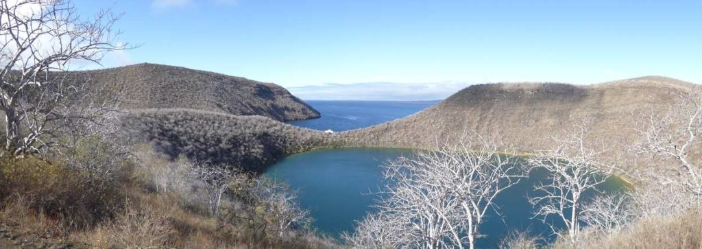 Galapagos Lac Darwin