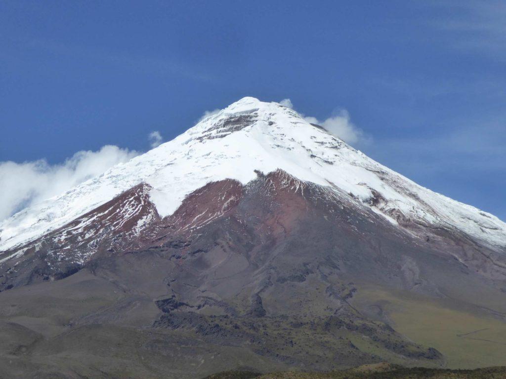 Croisière Galapagos volcan Cotopaxi